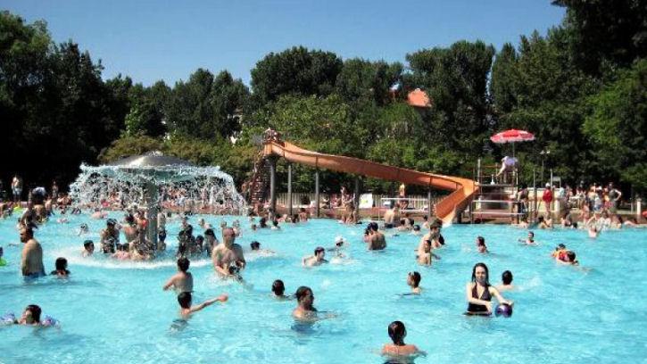 Laghi laghetti e piscine come godersi il caldo a berlino - Piscine acqua salata ...
