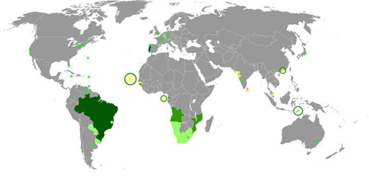 Le 25 lingue più influenti al mondo (secondo parametri diversi dal numero dei parlanti)